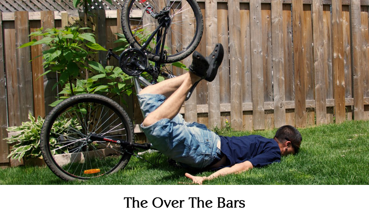The over the bars crash 2