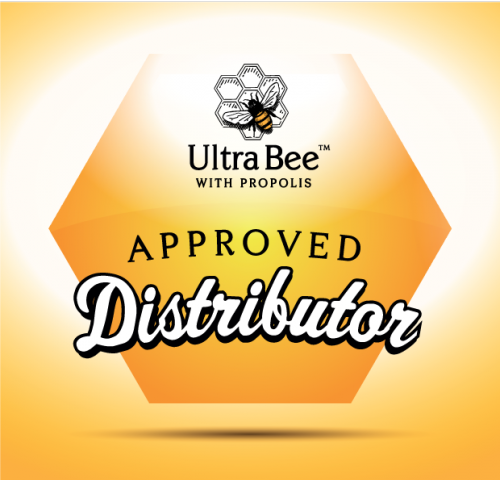 Approved-Distributor Icon with Shadow background