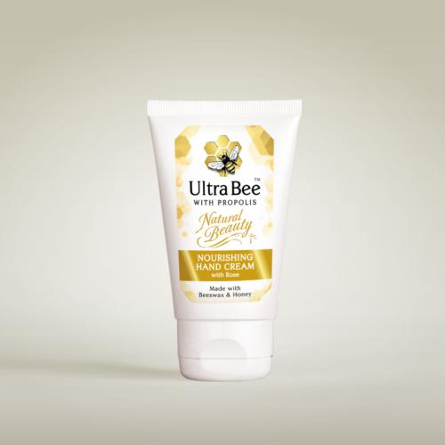 Natural Beauty Nourishing Hand Cream 75ml