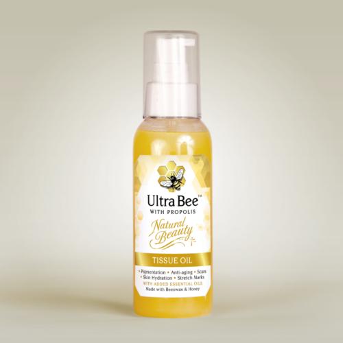 Natural Beauty Tissue Oil 125ml