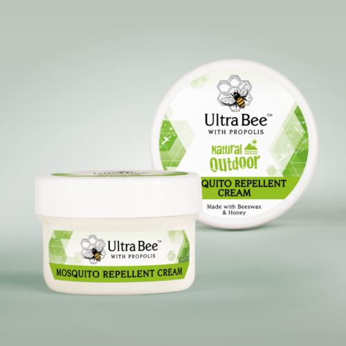 Natural Outdoor Mosquito Repellent Cream  100ml