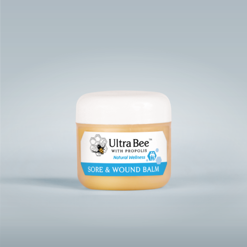 Natural Wellness Sore and Wound Balm 50ml